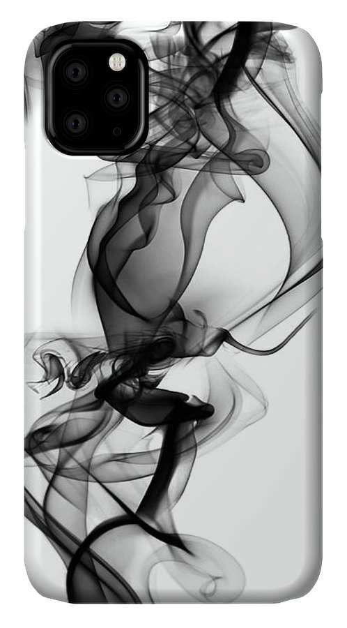 Clay IPhone 11 Case featuring the digital art Lift by Clayton Bruster