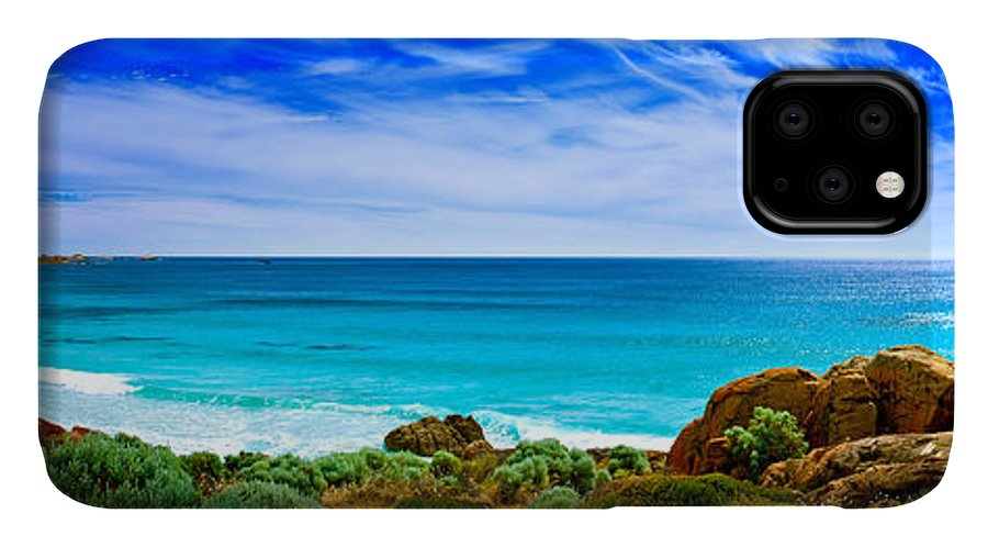 Smiths Beach IPhone Case featuring the photograph Look To The Horizon by Az Jackson