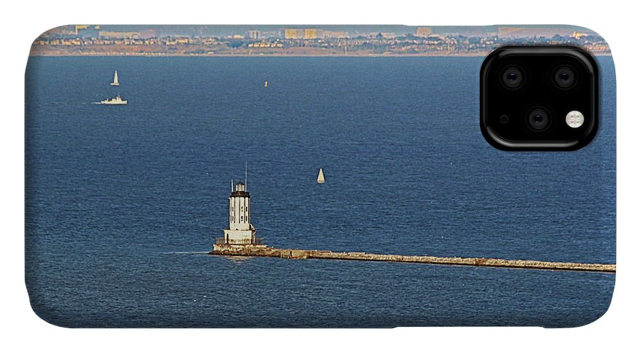 Lighthouse iPhone 11 case