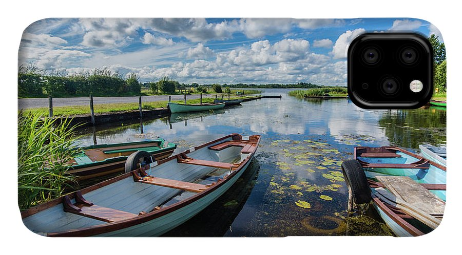 Landscape IPhone Case featuring the photograph Lough O'Flynn, Roscommon, Ireland by Anthony Lawlor