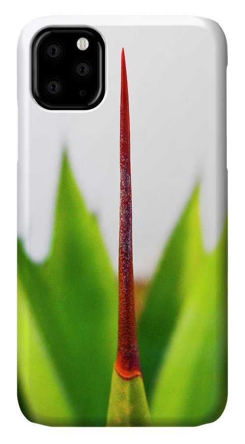 Mack The Knife IPhone Case featuring the photograph Mack The Knife 3 by Skip Hunt
