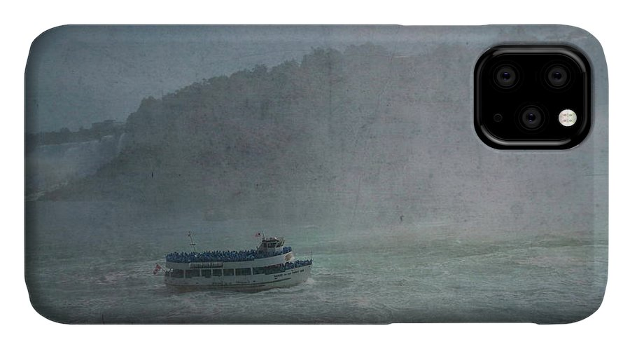 Maid Of The Mist IPhone 11 Case featuring the photograph Maid Of The Mist by Luther Fine Art