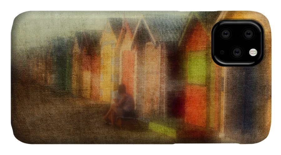 Brighton IPhone Case featuring the photograph Protection by Andrew Paranavitana