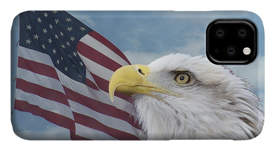 Birds IPhone Case featuring the photograph Proud by Ernie Echols