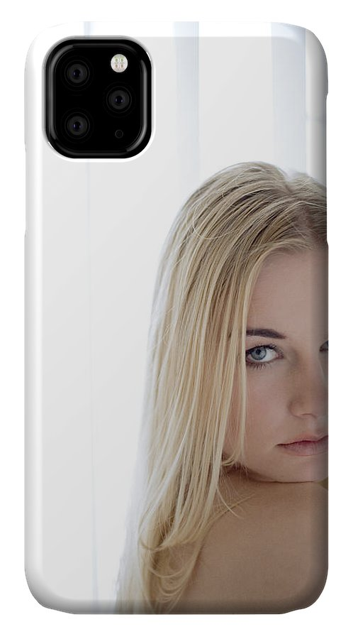 Sensual IPhone Case featuring the photograph Sincere by Olivier De Rycke