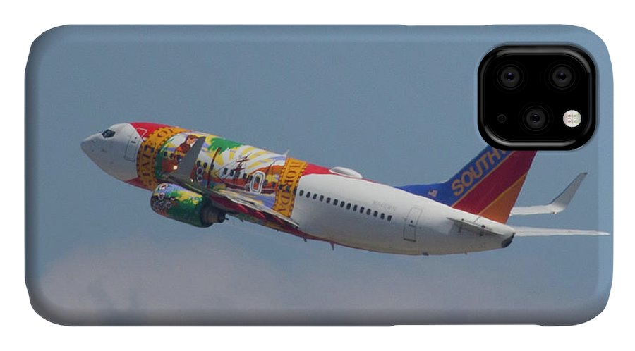 Southwest IPhone Case featuring the photograph Southwest Air - Florida by Dart and Suze Humeston