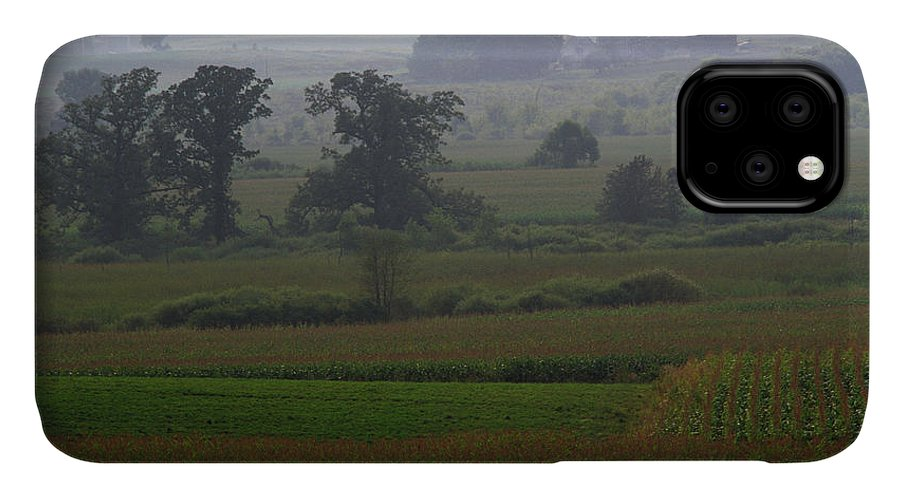 Landscape IPhone Case featuring the photograph Summer's Eve by Bruce Thompson