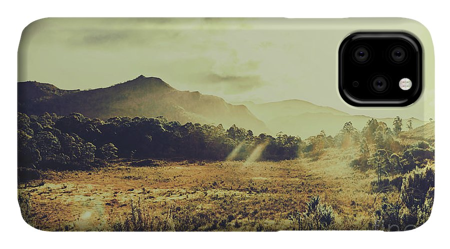 Nature IPhone Case featuring the photograph Sun Bleached Australia by Jorgo Photography - Wall Art Gallery