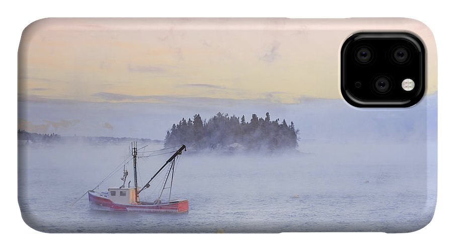 Kremsdorf IPhone 11 Case featuring the photograph Taste Of Dawn by Evelina Kremsdorf