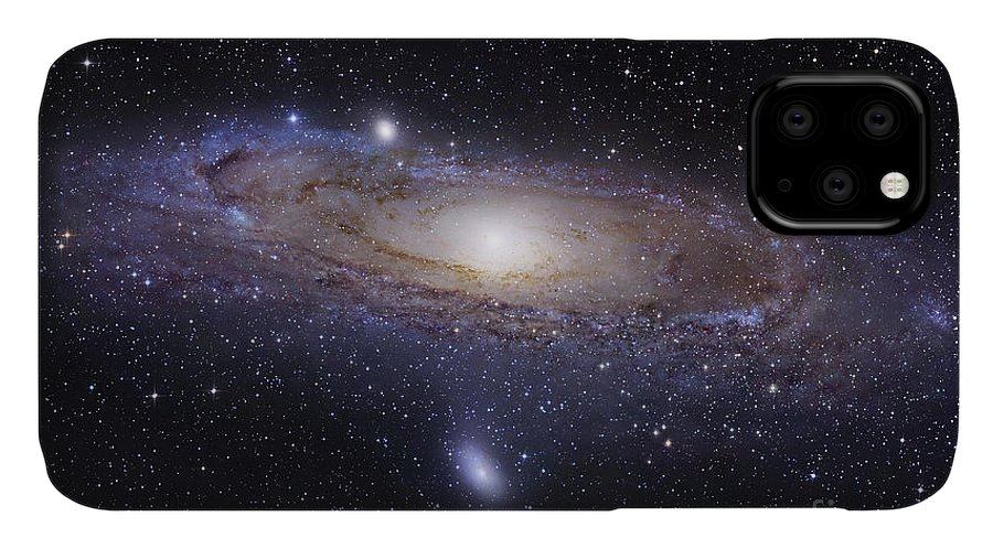 Andromeda IPhone Case featuring the photograph The Andromeda Galaxy by Robert Gendler