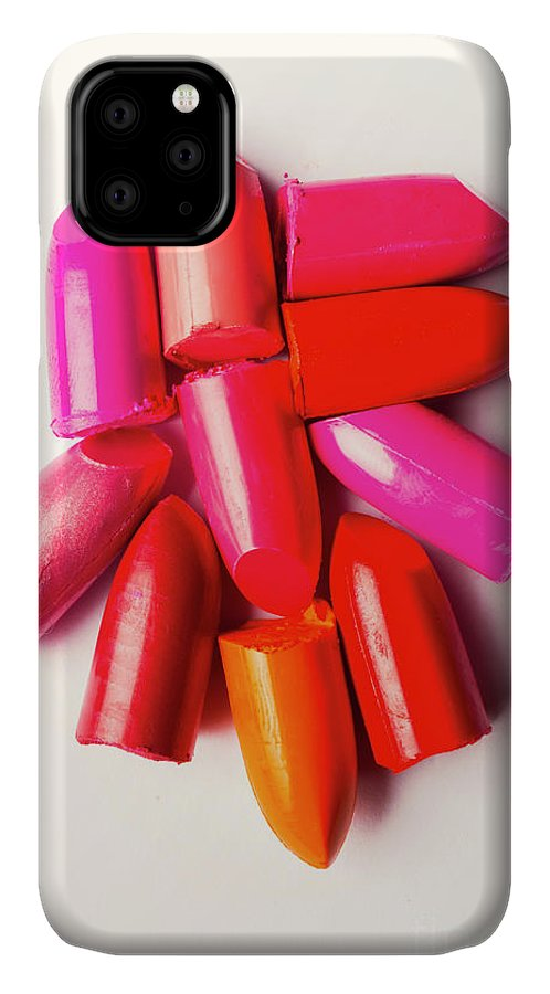Beauty IPhone Case featuring the photograph The Makeup Breakup by Jorgo Photography - Wall Art Gallery