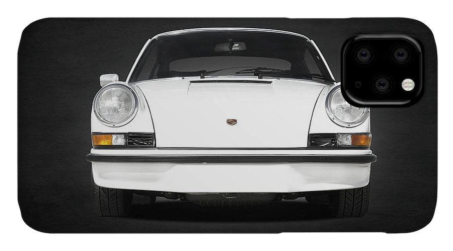 911 Rs IPhone Case featuring the photograph The Porsche 911 Carrera by Mark Rogan