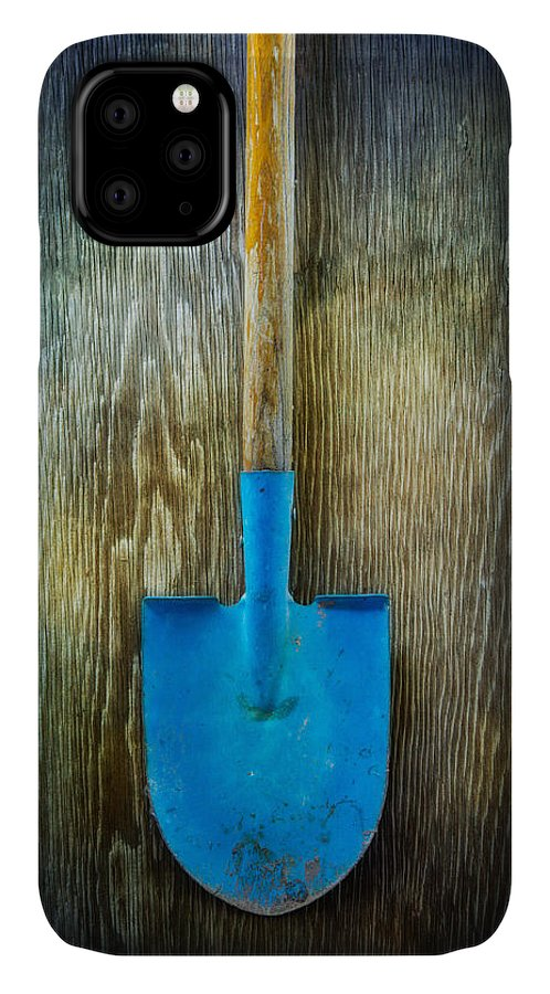 Industrial IPhone Case featuring the photograph Tools On Wood 23 by Yo Pedro