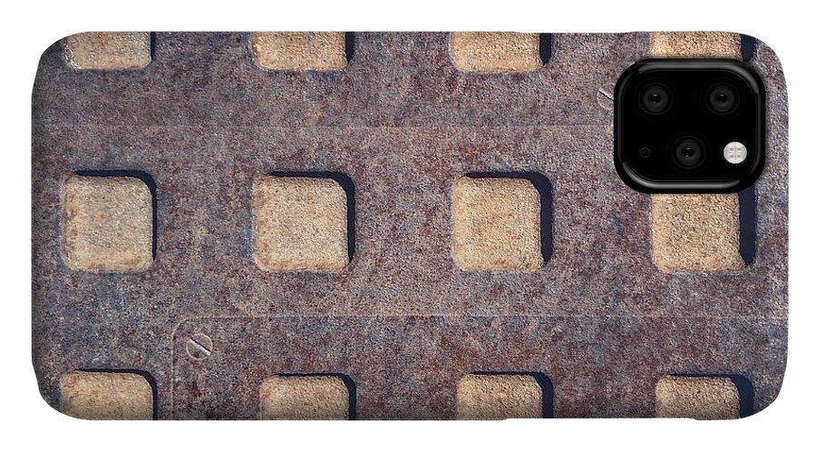 Scott Norris Photography IPhone Case featuring the photograph Twelve Squares by Scott Norris