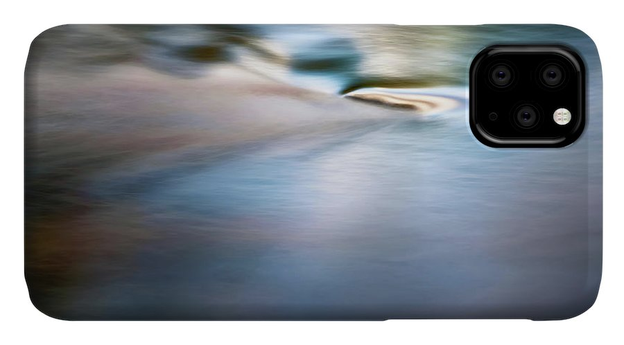 River IPhone Case featuring the photograph Waiting For The River by Scott Norris