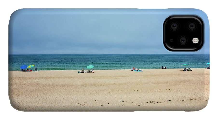 Ballston Beach IPhone 11 Case featuring the photograph Ballston Beach - Truro Massachusetts by Brendan Reals