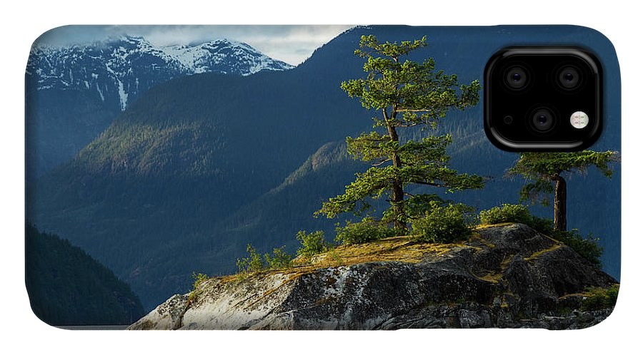 Scenics IPhone Case featuring the photograph Desolation Sound, Bc, Canada by Paul Souders