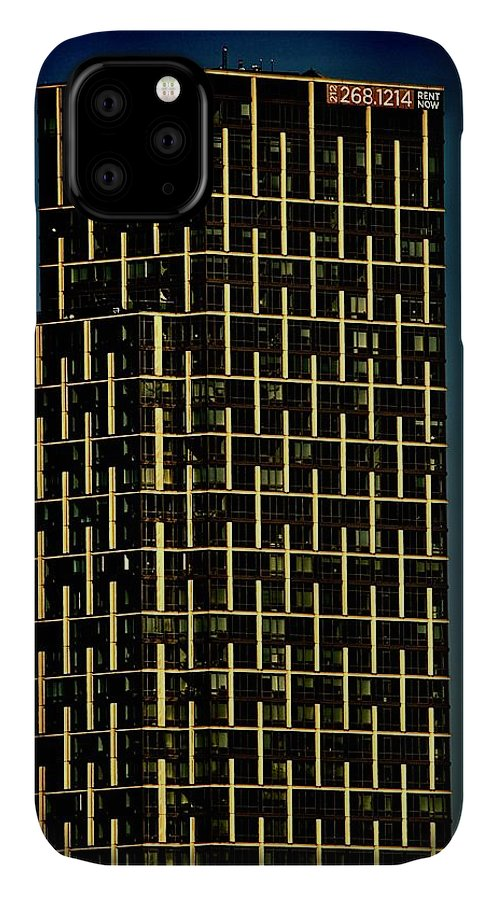 Building IPhone Case featuring the photograph 212 212 by Gillis Cone