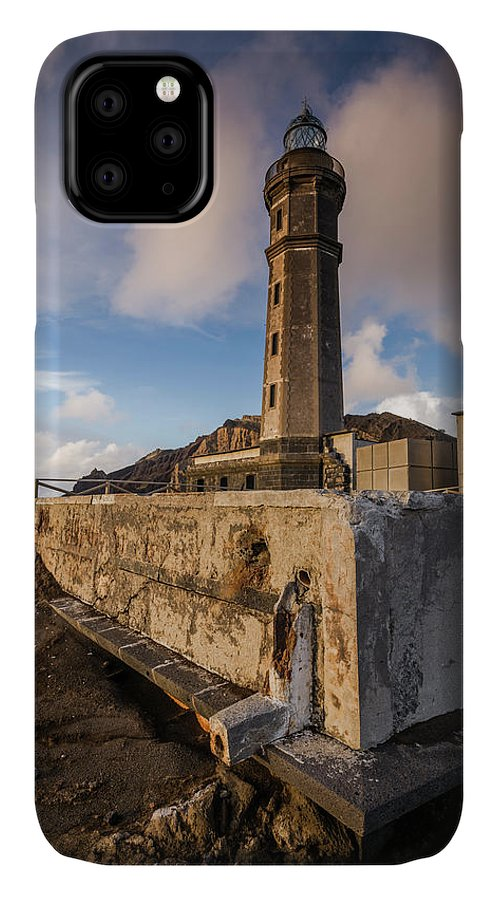 Azores IPhone Case featuring the photograph Portugal, Azores, Faial Island by Walter Bibikow