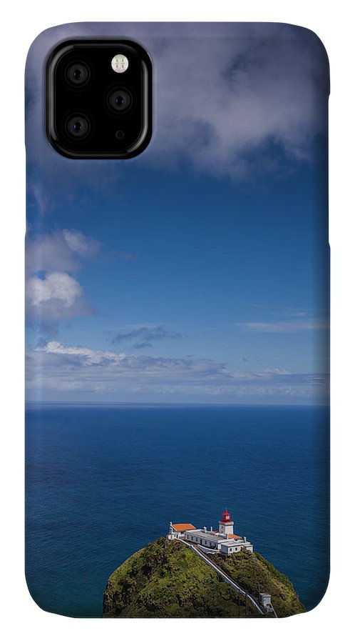 Azores IPhone Case featuring the photograph Portugal, Azores, Santa Maria Island by Walter Bibikow