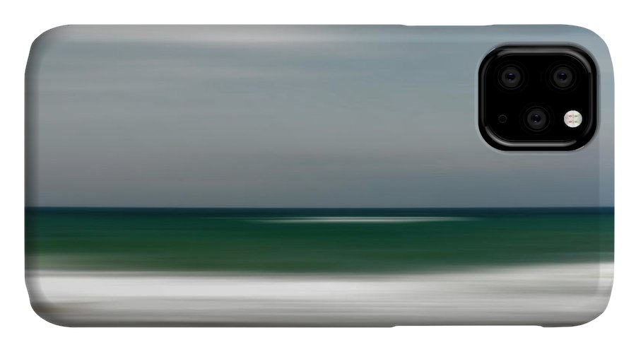 Photography IPhone Case featuring the photograph Abstract Waves by Vicente Sargues