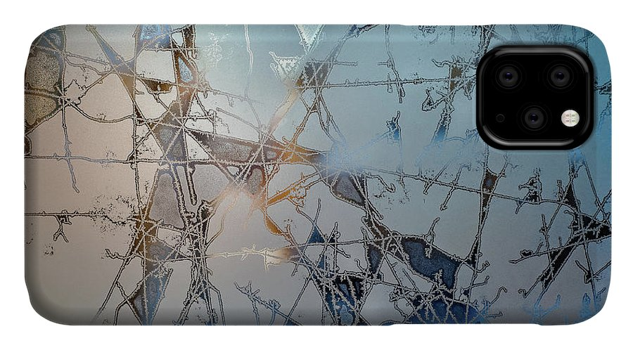 Ice IPhone Case featuring the photograph Frozen City Of Ice by Scott Norris