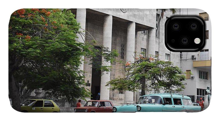 Havana IPhone Case featuring the photograph Havana by Cassidy Marshall