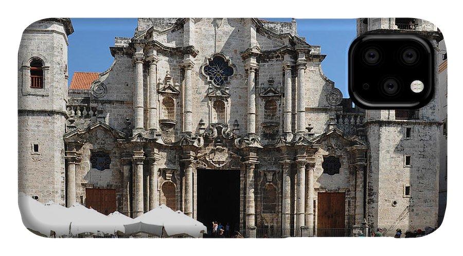 Capital IPhone Case featuring the photograph La Habana - Cuba by Michelepautasso