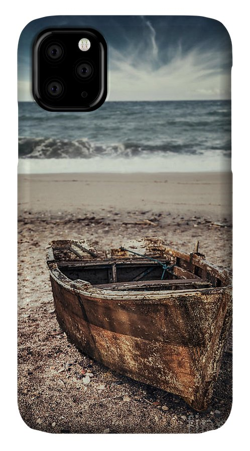 Kremsdorf IPhone Case featuring the photograph Maritime Soul by Evelina Kremsdorf