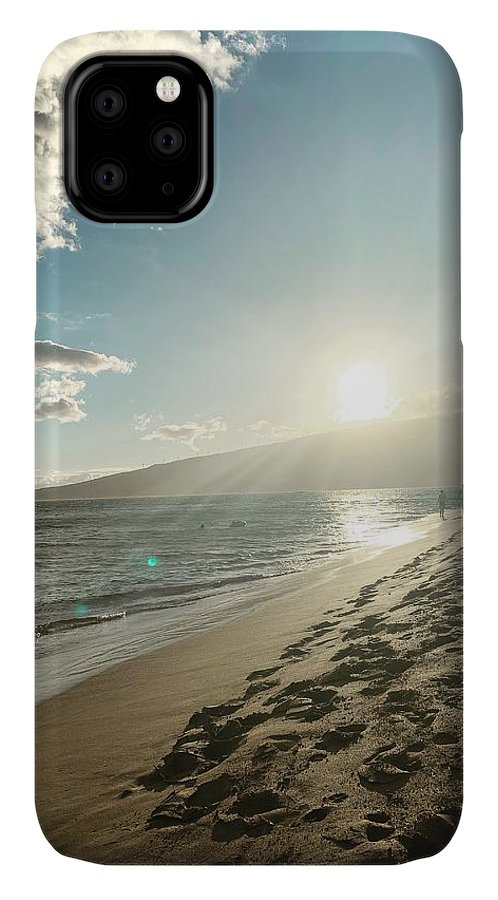 Hawaii IPhone Case featuring the photograph Maui by Kristin Rogers