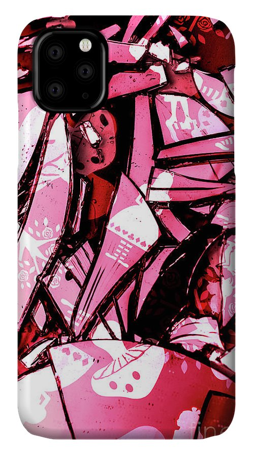 Mirror IPhone Case featuring the photograph Predictive Deprogramming by Jorgo Photography - Wall Art Gallery