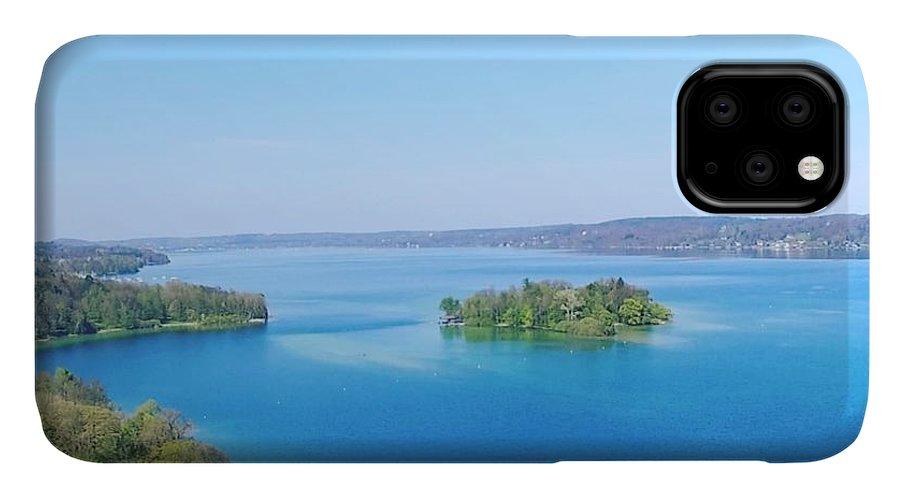 Starnberg IPhone Case featuring the photograph Roseisland by Daniel Hornof
