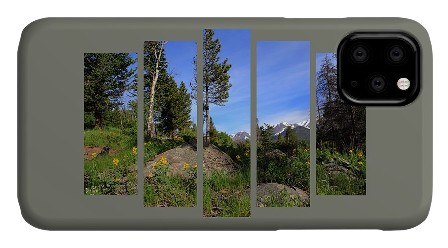 Set 51 IPhone Case featuring the photograph Set 51 by Shane Bechler