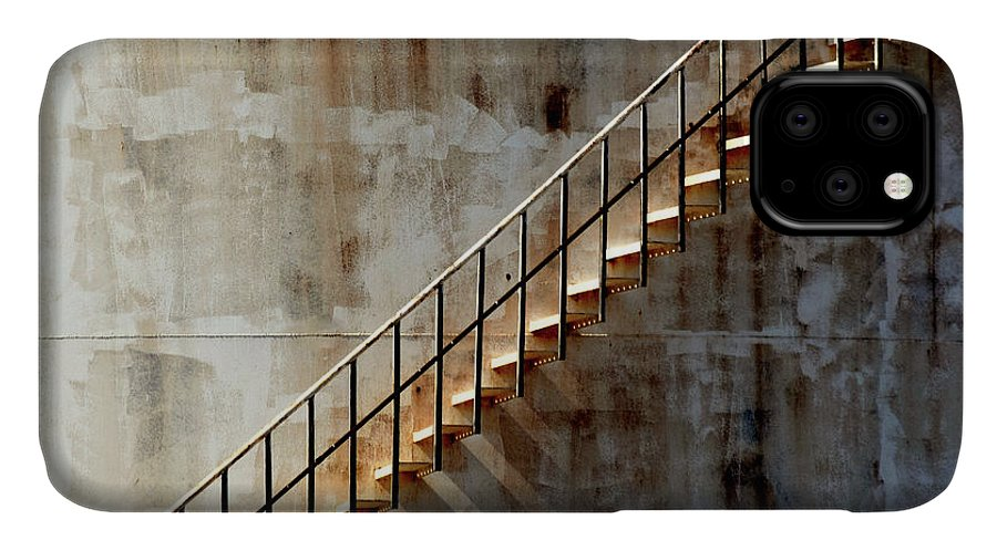 Staircase IPhone Case featuring the photograph Staircase 2017 by Guntis Lauzums