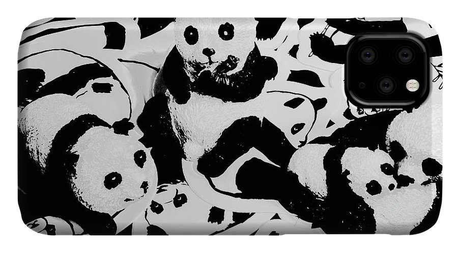 Black And White IPhone Case featuring the photograph The Northern Black And Whites by Jorgo Photography - Wall Art Gallery