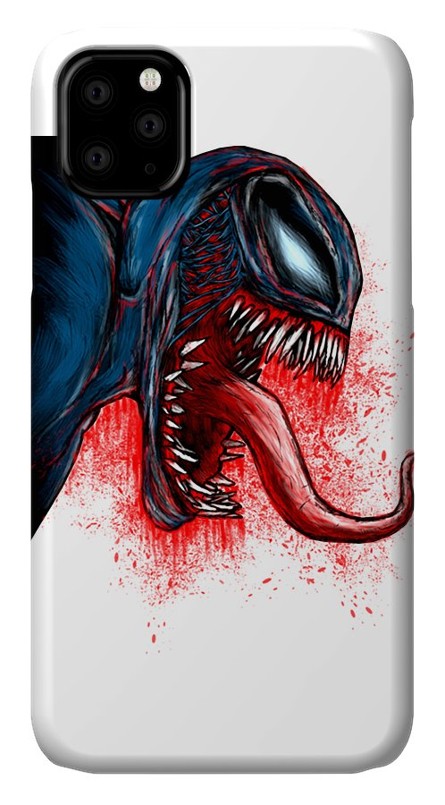 Blood and Bone 2 iphone 11 case