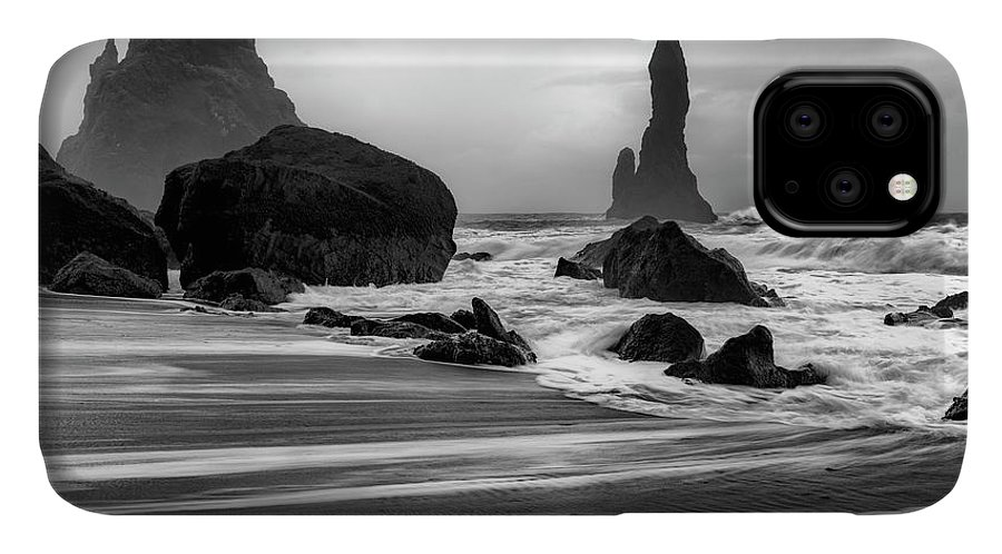 Photography IPhone Case featuring the photograph Wicked Waters by Danny Head