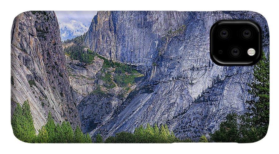 Capitan IPhone Case featuring the photograph Yosemite National Park, California by Dancestrokes