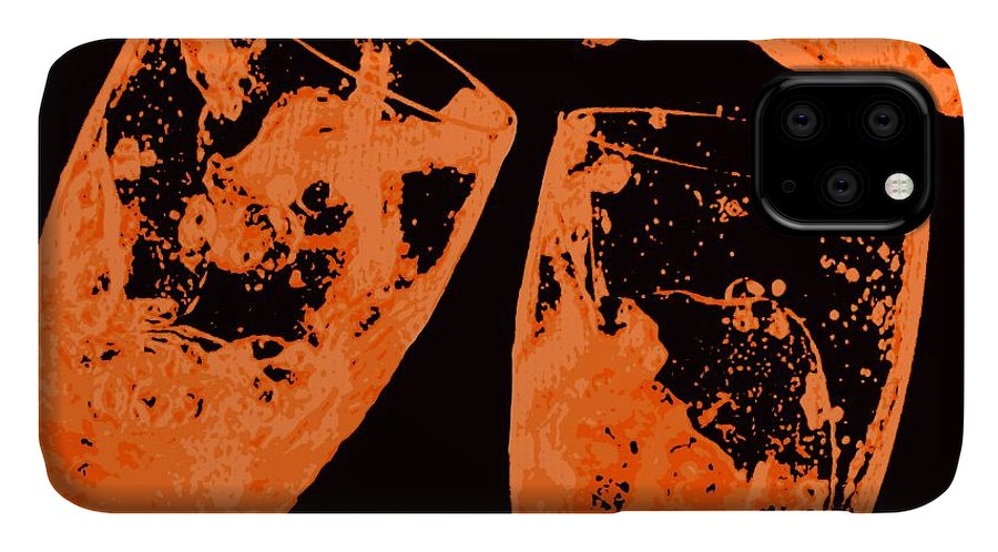 Splash IPhone Case featuring the painting Saturday Suds by Jack Bunds