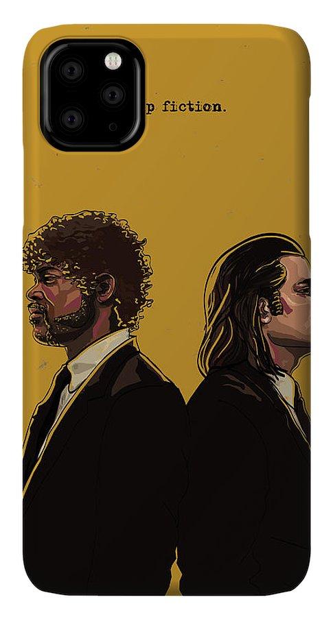 Pulp Fiction IPhone 11 Pro Max Case