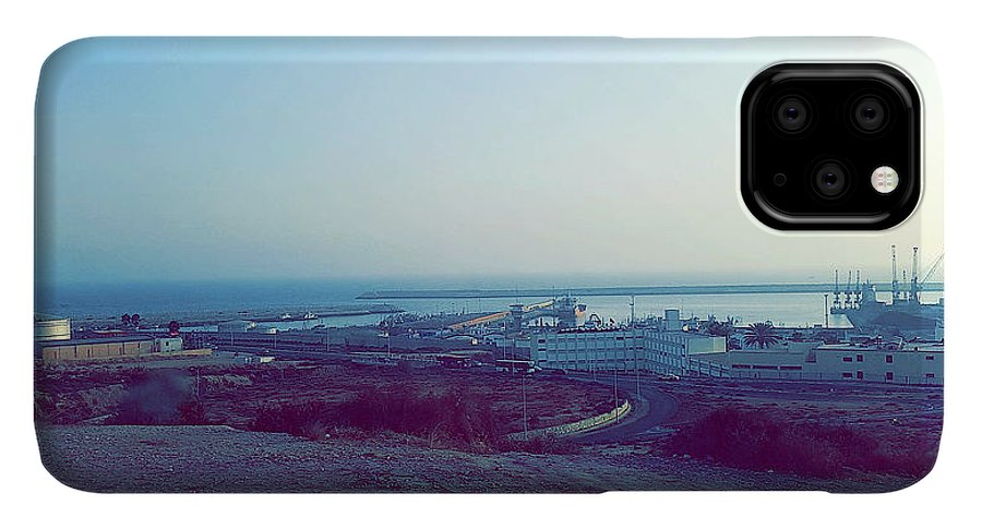 Nature IPhone 11 Pro Max Case featuring the photograph Agadir Nature by Hassan Boumhi