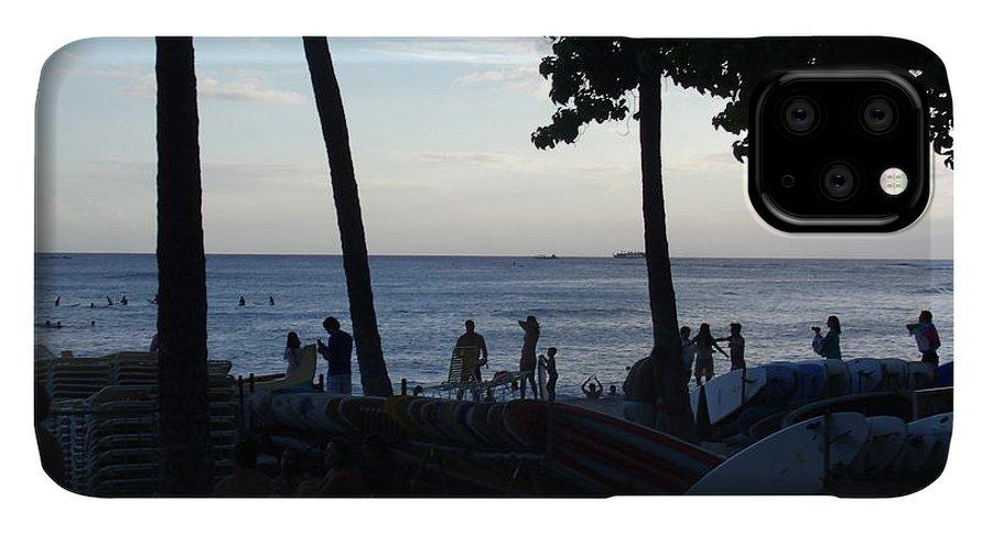 Hawaii IPhone 11 Pro Max Case featuring the photograph Hawaiian Afternoon by Daniel Sauceda