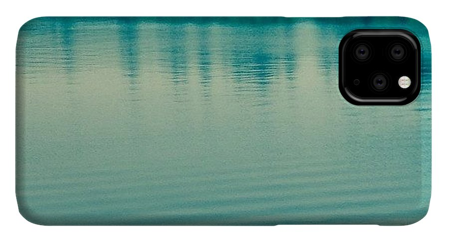 Lake IPhone 11 Pro Max Case featuring the photograph Lake by Andrew Redford