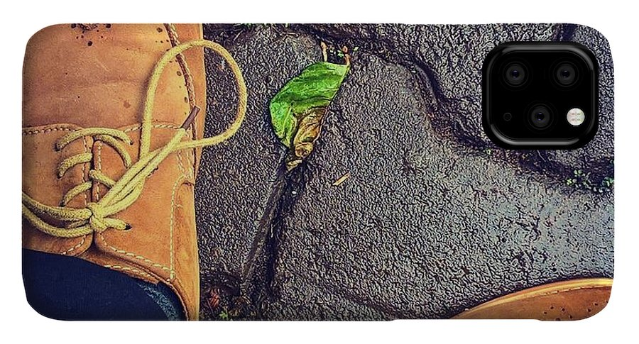 Shoes IPhone 11 Pro Max Case featuring the photograph Afternoon Delight by Mark Ddamulira