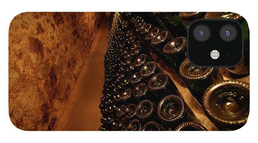 Arch IPhone 12 Case featuring the photograph Catalonia Wine Region Cellars by Andrea Pistolesi