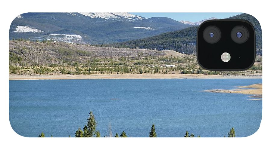 Scenics IPhone 12 Case featuring the photograph Colorado Landscape by Rivernorthphotography