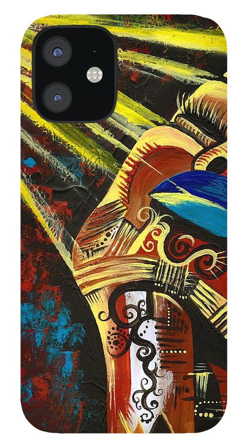 Artbyria IPhone 12 Case featuring the photograph Feeling Good by Artist RiA