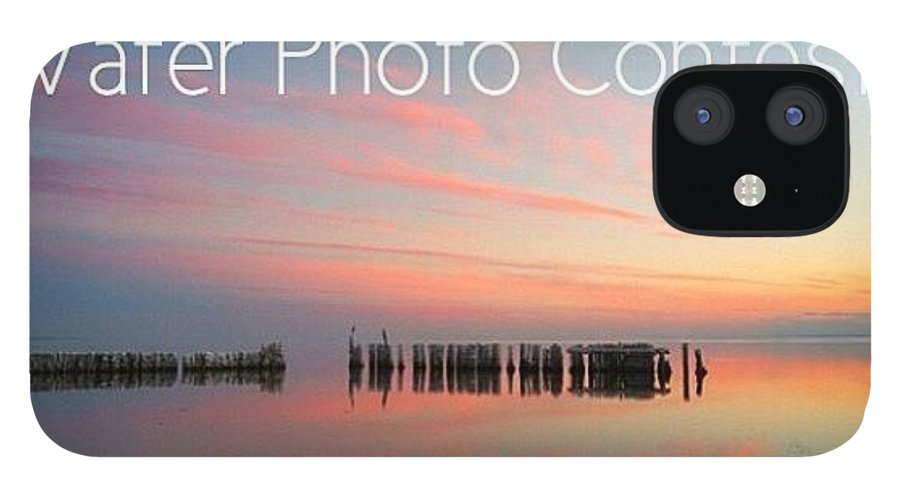 IPhone 12 Case featuring the photograph Instagram Photo by Larry Marshall