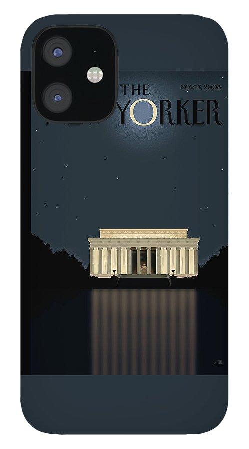 Reflection IPhone 12 Case
