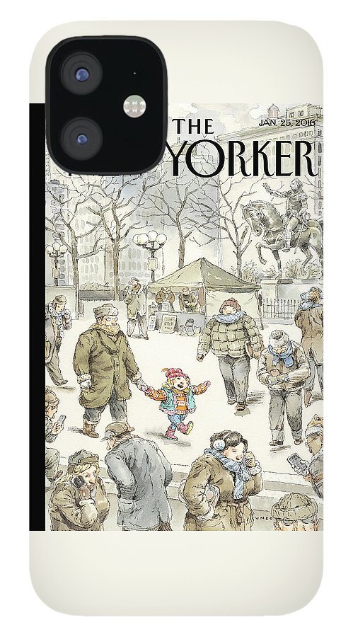 Winter Delight IPhone 12 Case